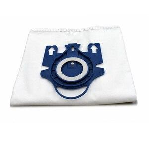 Image 2 - 12Pcs Staub Taschen Filter Ersatz für Miele 3D GN KOMPLETTE C2 C3 S2 S5 S8 S5210 S5211 S8310 Vakuum reiniger Tasche