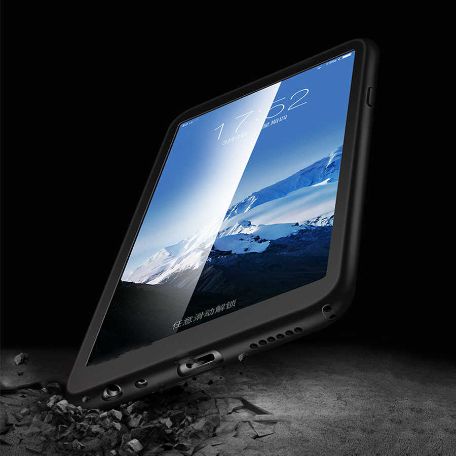 360 TPU Soft Matte Case untuk Huawei P20 P10 Lite Nova 3 4 3i Mate 20 Pro Kehormatan 7A 7C 10 9 7X Y3 Y5 Y6 Prime Y7 Y9 2018 Cover