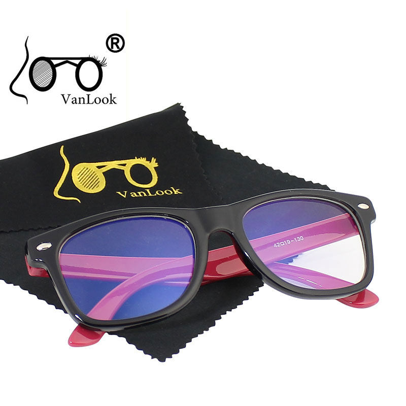 bd49258599f Kids Computer Glasses for Children Anti Blue Ray Transparent Eyeglasses  Spectacle Frame Oculos De Grau Fashion