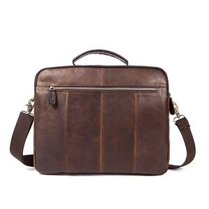 MVA الرجال حقائب حقيبة ساع الرجال جلد طبيعي حقائب حقيبة للمستندات محمول الجلود حقائب عمل العمل حقيبة