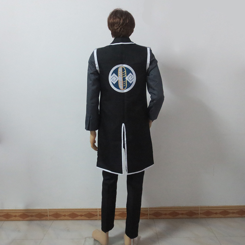 Ace Attorney Phoenix Wright Cosplay Costume Full Set Uniform With Custom Made