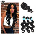 Malaysian Body Wave With Closure Malaysian Hair Bundles With Rosa Hair Products Closure Malaysian Hair Extensions With Closure