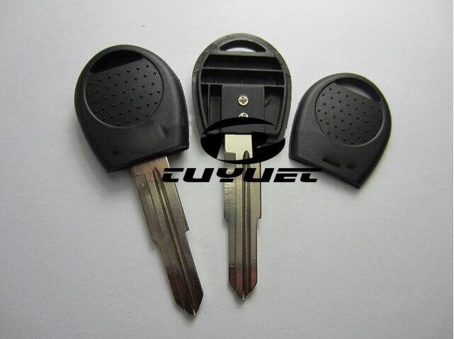 Транспондер ключ Shell Бланки со слотом чип для Chevrolet LOVA новый парус режиссерский автомобилей keycase правой лопатки
