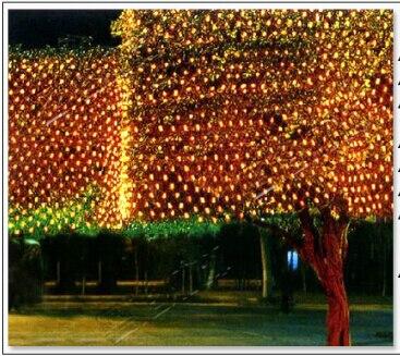 220V Multicolour 320LEDS 3m(W)*2m(H)LED Net String Xmas Cristmas Decoration Lights Free Shipping dia 500mm 1200w 220v w 3m psa