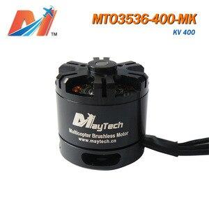 Image 2 - Maytech tasfiye satışı 3536 400KV fırçasız öncü motor 650 motor İha drone için