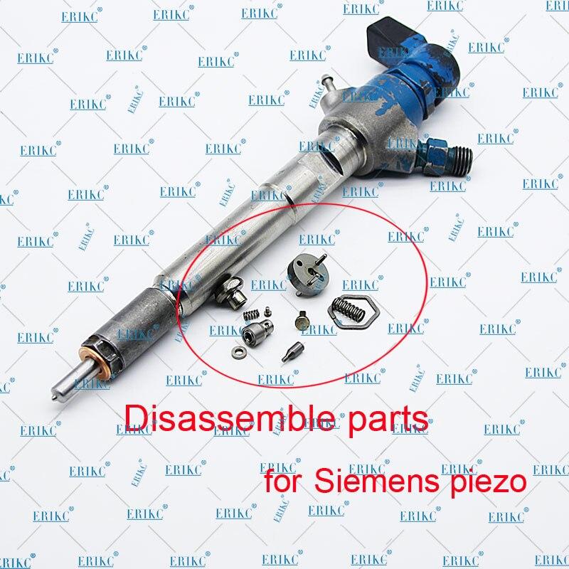 ERIKC B61 (0.970-1.015mm) Guarnizioni Piezo Spessori per Siemens iniettore Ugello Regolare Rondella 50 pcsERIKC B61 (0.970-1.015mm) Guarnizioni Piezo Spessori per Siemens iniettore Ugello Regolare Rondella 50 pcs