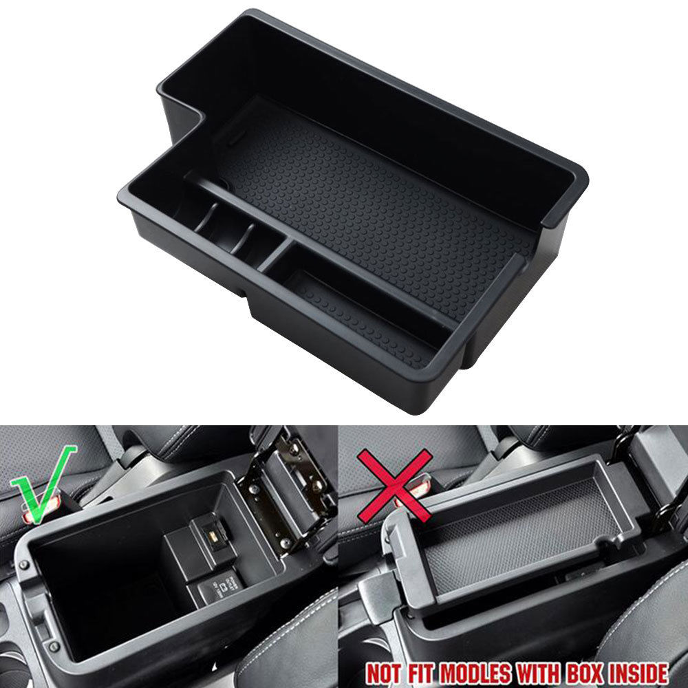 For Mitsubishi Outlander Sport 2012-2018 Center Storage Box Organizer Holder