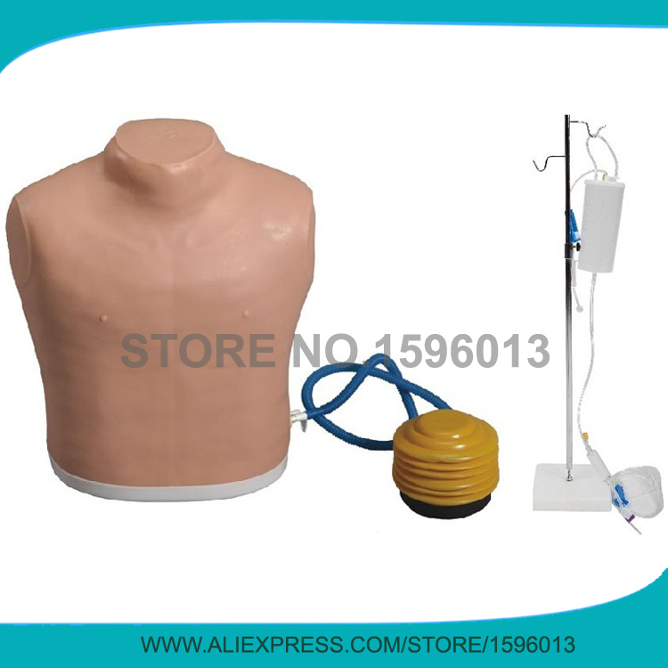 Pneumothorax Treating Model,Pneumothorax SimulatorPneumothorax Treating Model,Pneumothorax Simulator
