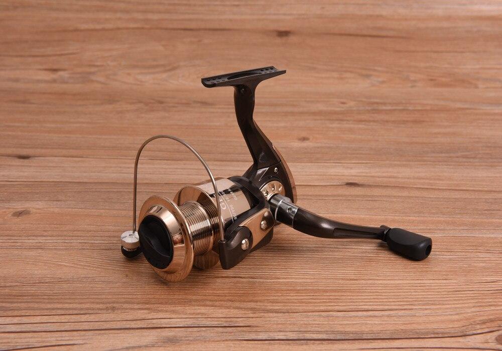 Brand Spinning Fishing Reel Metal Spool