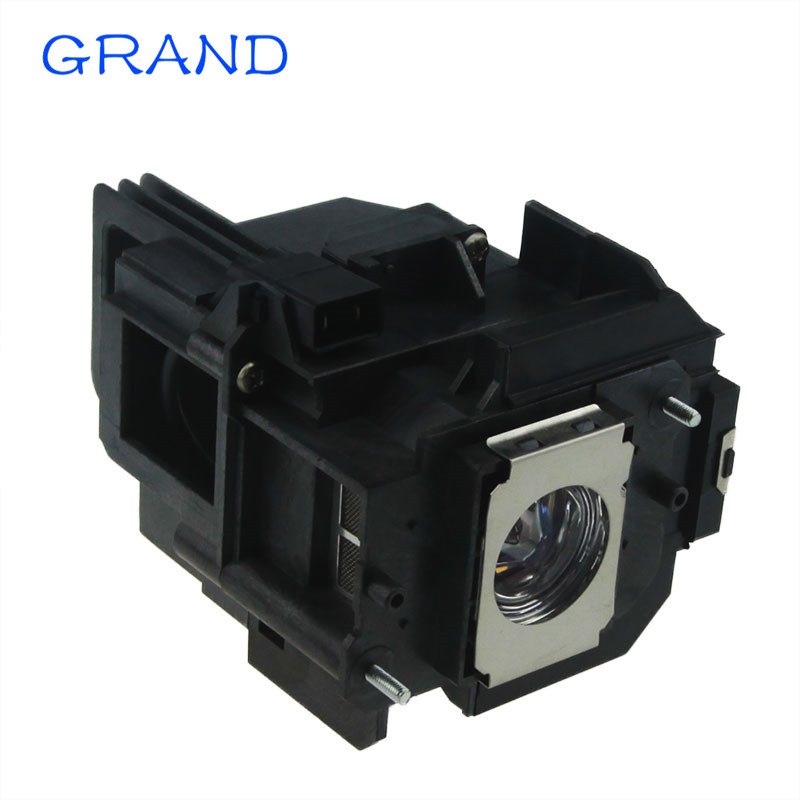 ELPLP59/V13H010L59  Replacement Projector Lamp with Housing  for EH-R1000 / EH-R2000 / EH-R4000 Projectors HAPPY BATE