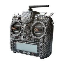 FrSky 2.4 GHz TARANIS X9D PLUS SE + batterij Digitale Telemetrie Zender Radio Systeem Neck Strap Power Adapter voor X8R l9R