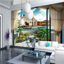 Custom 3d mural wall paper mural wallpaper for bedroom living room sofa TV background 3d photo wallpaper for walls contact paper цена 2017