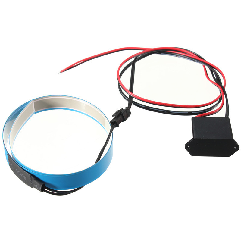 Lowest Price Colorful Electroluminescent Tape EL Tape EL Wire Inverter Power 60CM DC12V