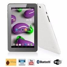 9 Pulgadas A33 Quad Core Android Tablet 1 GB Ram 16 GB de Rom Wi-Fi Bluetooth Externo 3G Tablets Pc de 9 Pulgadas de Doble Cámara de Gran Bettery Agradable