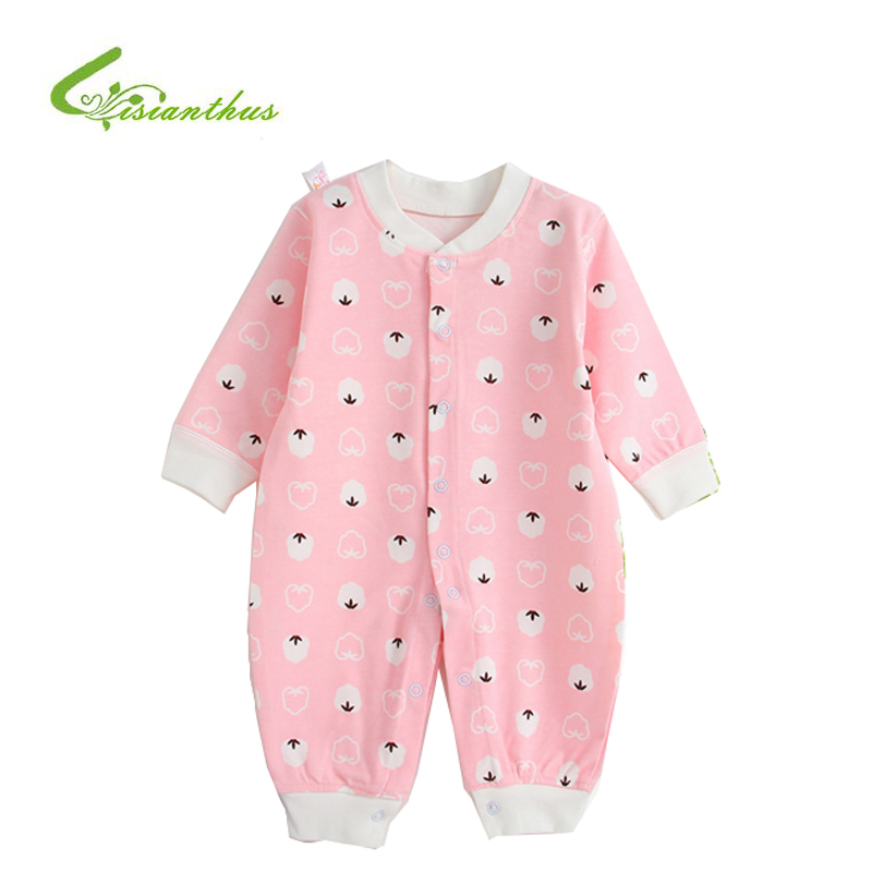 Newborn Winter Autumn Baby Rompers Baby Clothing for Girls Boys Cotton Baby  Romper Long Sleeve Baby Girl Clothing Jumpsuits sanlutoz baby rompers set newborn clothes baby clothing boys girls brand cotton jumpsuits long sleeve overalls coveralls winter
