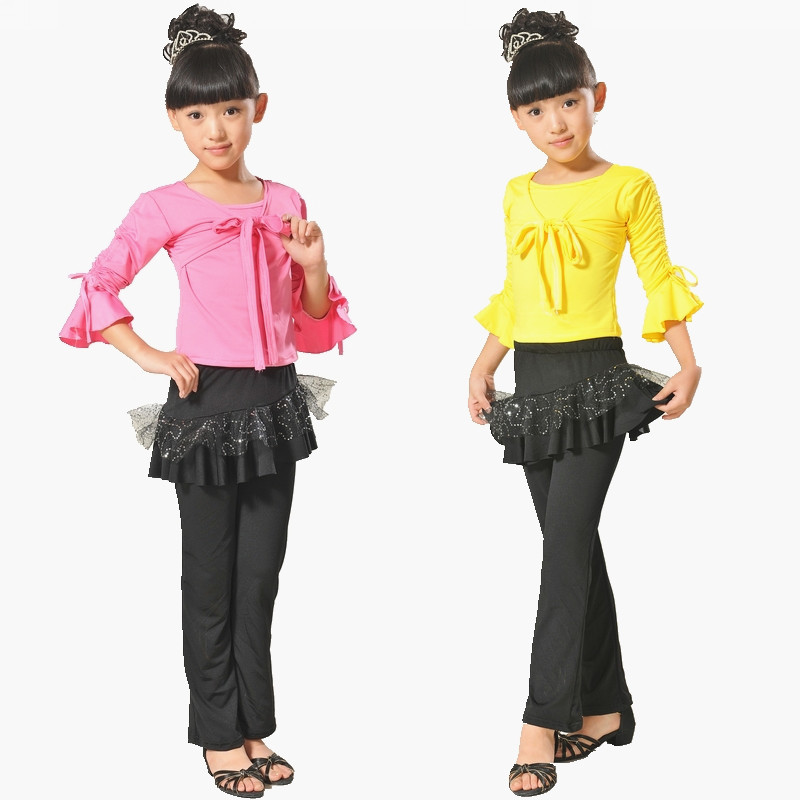 Online Buy Wholesale Kids Yoga Clothes From China Kids