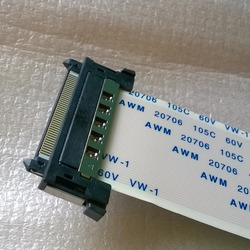 Awm 20706 مرنة ffc كابل الشريط كابل ، 1200 ملليمتر طول