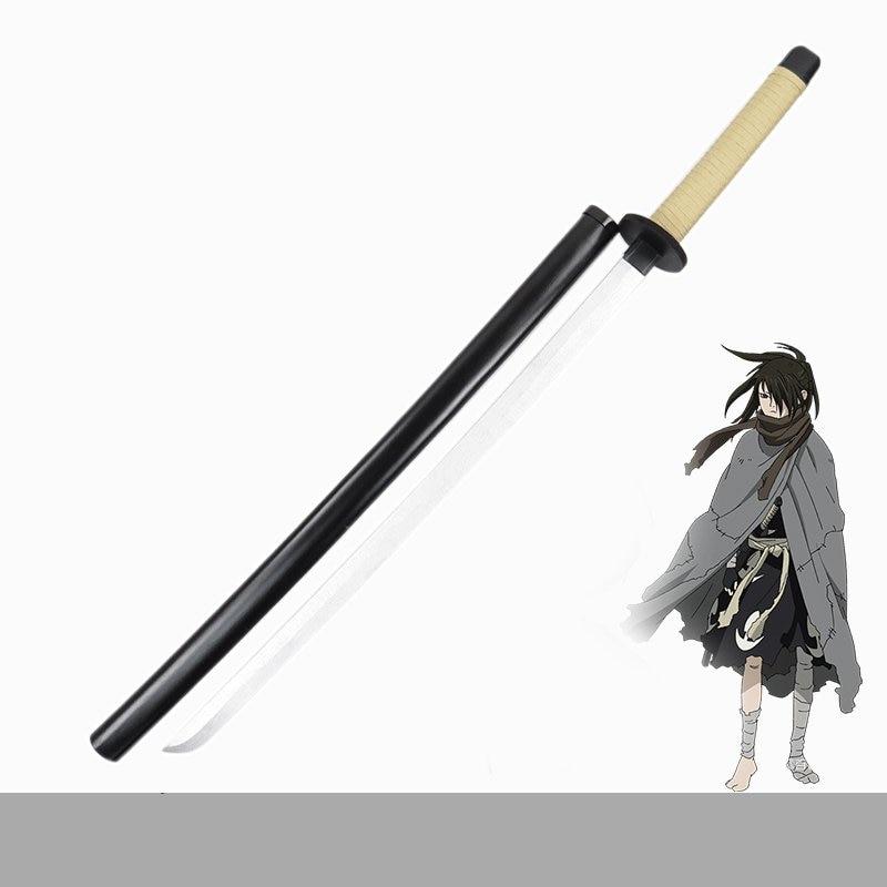 Dororo Hyakkimaru деревянный меч для косплея реквизит для косплея