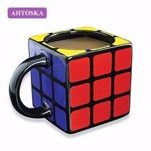 AHTOSKA 3D Becher 10 unze Keramik Lustige Becher Für Wasser Kaffee Tee Und Milch