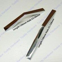 Отверстие CC 96 мм/128 мм мебели Сплава Цинка ручки ручки тянет для дверей шкафы, выдвижные ящики
