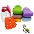 2016 Reusable diapers Soft Cotton Breathable Baby nappy bags cloth diaper inserts washable nappies changing Liners Cloth inserts