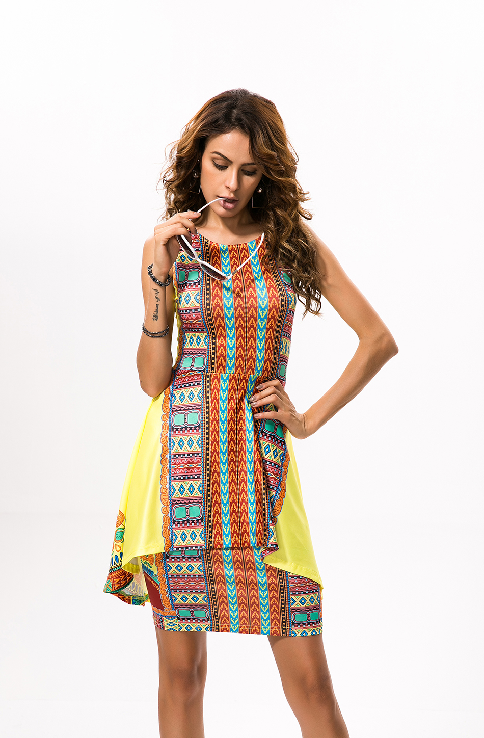 Womens Summer Casual Korean Dresses Xl Promotion-Shop for ...