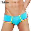 Taddlee Brand Men Underwear Boxers Sexy Low Waist Mens Boxer Shorts Trunks Gay Penis Pouch Man Underpants Sleepwear Home Shorts