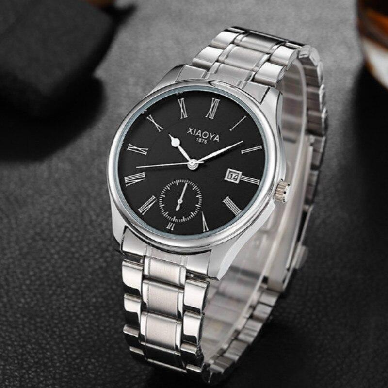 2017 Love's Brand Stainless Steel Fashion Sport Men Watches Women Quartz Watch Clock Male Female Love Wrist Watches Reloj Hombre