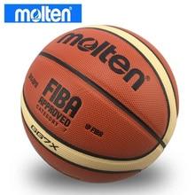 Venta al por mayor o al por menor nueva marca barato GL7 pelota de baloncesto PU material oficial Tamaño 7/5 baloncesto libre con bolsa de Red + aguja