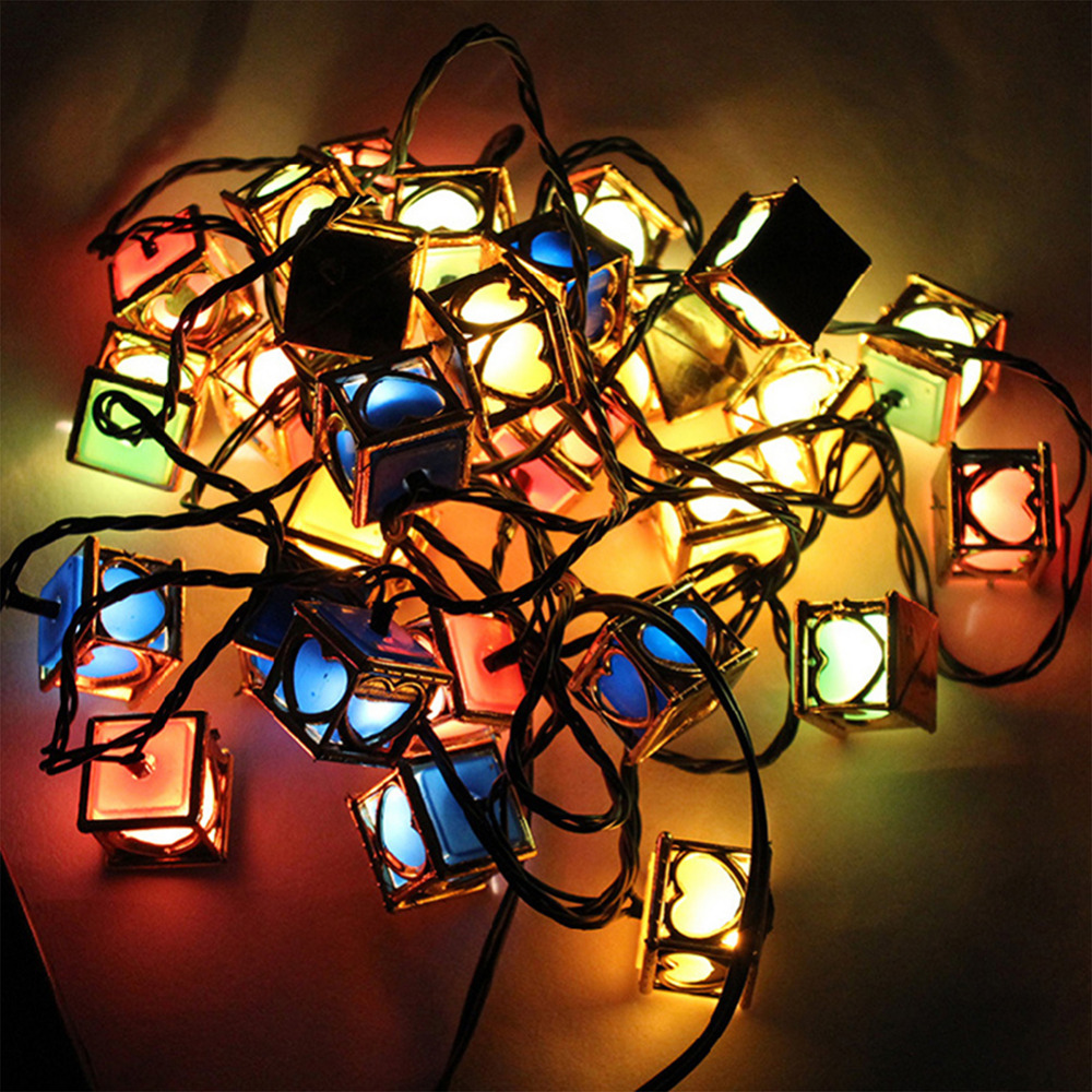 hot sale 3m 28 led lights christmas tree light fairy string xmas party wedding garden decor tree. Black Bedroom Furniture Sets. Home Design Ideas