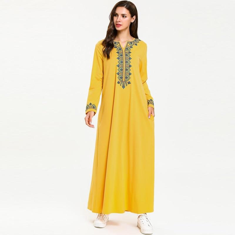Kaftan Abaya Turkey Islam Hijab Muslim Dress Abayas For Women Jilbab Caftan Elbise Ramadan Robe Dubai Omani Islamic Clothing
