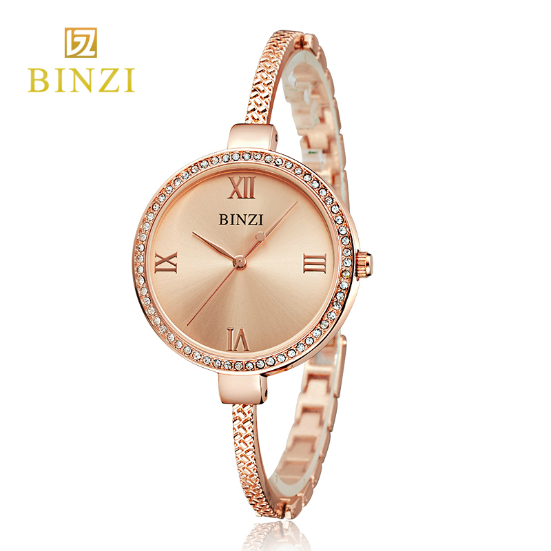 Fashion Women Watches Luxury Brand Watches ladies quartz watch Rose Gold WristWatch Fashion Bracelet Wristwatch Relogio Feminino kimio rose gold watches women fashion watch 2017 luxury brand quartz wristwatch ladies bracelet women s watches for women clock