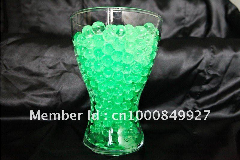 2012 High Quality Wholesale Crystal Soil Water Beads Hydrogel