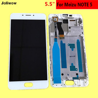 High Quality FOR Meizu Meilan Note 5 M5 Note LCD Display Touch Screen With Frame