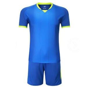 quick dry men soccer jerseys sets 2017 summer stripe football training suit 2dd7b8bec