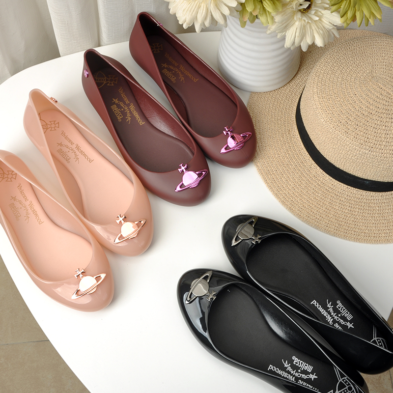 Parent-child shoes jelly shoes for woman jelly sandals women flat shoes melissa womens mother kids shoes