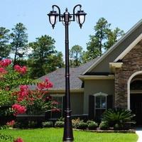 Precio Envío Gratis luces para jardín paisaje de exterior calle jardín impermeable lámpara para villa césped lámpara