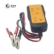 Electronic Automotive Relay Tester Meter 12V Car Auto Battery Checker Universal AE100