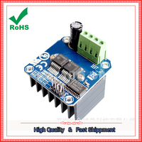 High Power Smart Car Motor Drive Module BTS7960 43A Current Limiting Control Semiconductor Refrigeration Drive Board