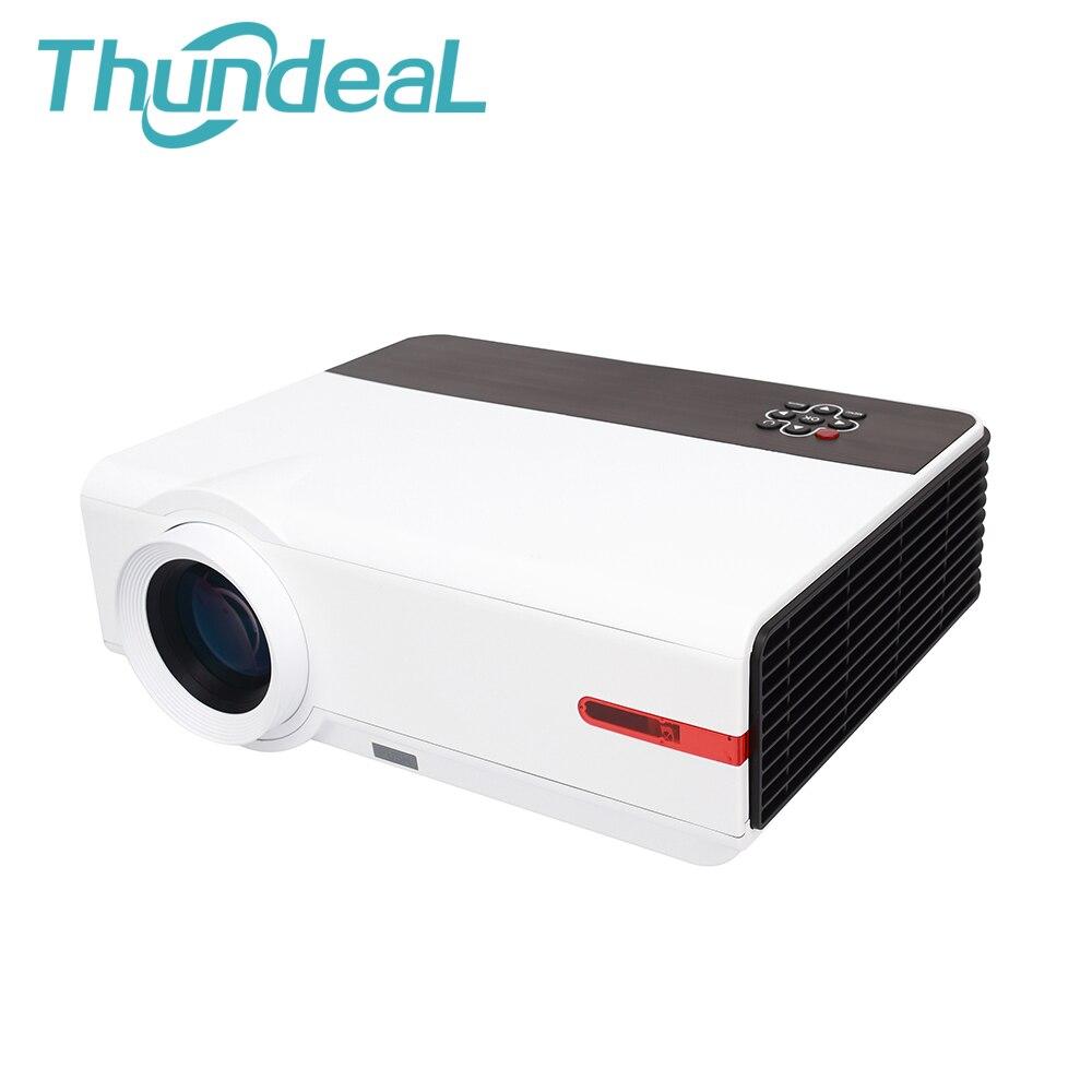 RD808A LED Proyector 3D Proyector de Cine En Casa de 1280*800 3200 Lúmenes RD806
