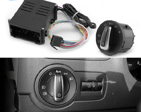 STYO Auto Light Sensor With Headlight Switch for GOLF 4 J ETTA MK4 Polo NEW Bora