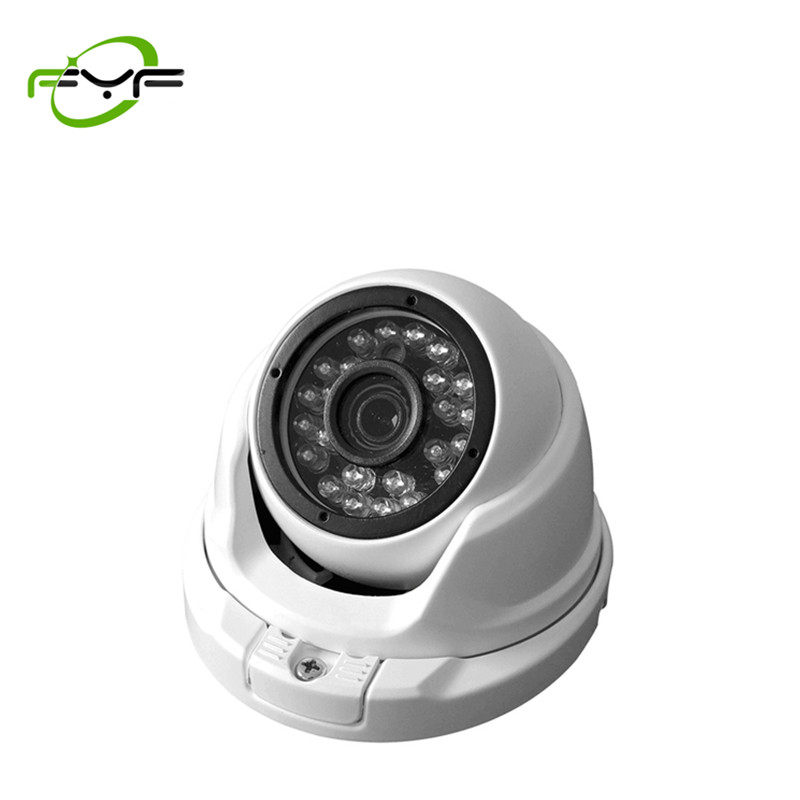 ФОТО FYF HD 720P 960P 1080P Dome IP Camera 3.6mm Lens Indoor Support IR Cut  CCTV Network Security Video Surveillance
