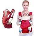 Младенческой малыша эргономичный слинг Кенгуру 360 корзина рюкзак сумка с hipseat wrap новорожденных обложка пальто для детей коляски