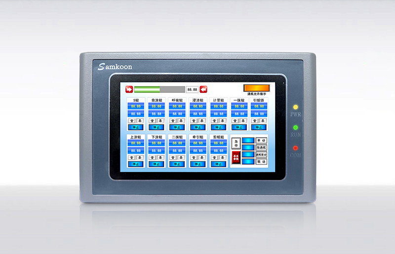 Samkoon SK-043AE 4.3  TOUCH SCREEN & HMI PANEL WITH PROGRAMMING CABLE AND SOFTWARE,HAVE IN STOCK sk 070ae 7 inch hmi touch screen samkoon sk 070ae with programming cable and software fast shipping