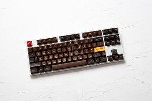 Image 5 - Kit de clavier mécanique personnalisé xd87 XD87 XD80 80% prend en charge le TKG TOOLS