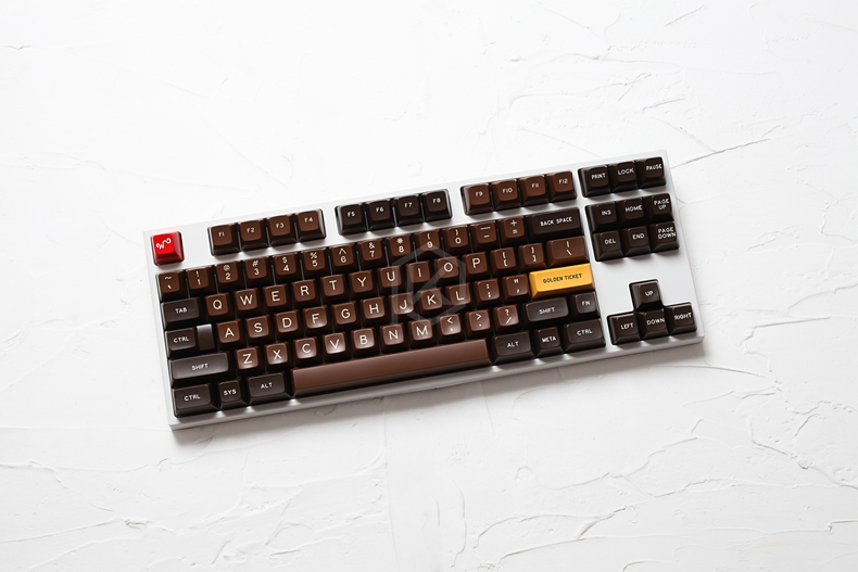 Image 5 - xd87 XD87 XD80 Custom Mechanical Keyboard Kit 80% Supports TKG TOOLS Support Underglow RGB PCB programmed gh80 kle type cKeyboards   - AliExpress