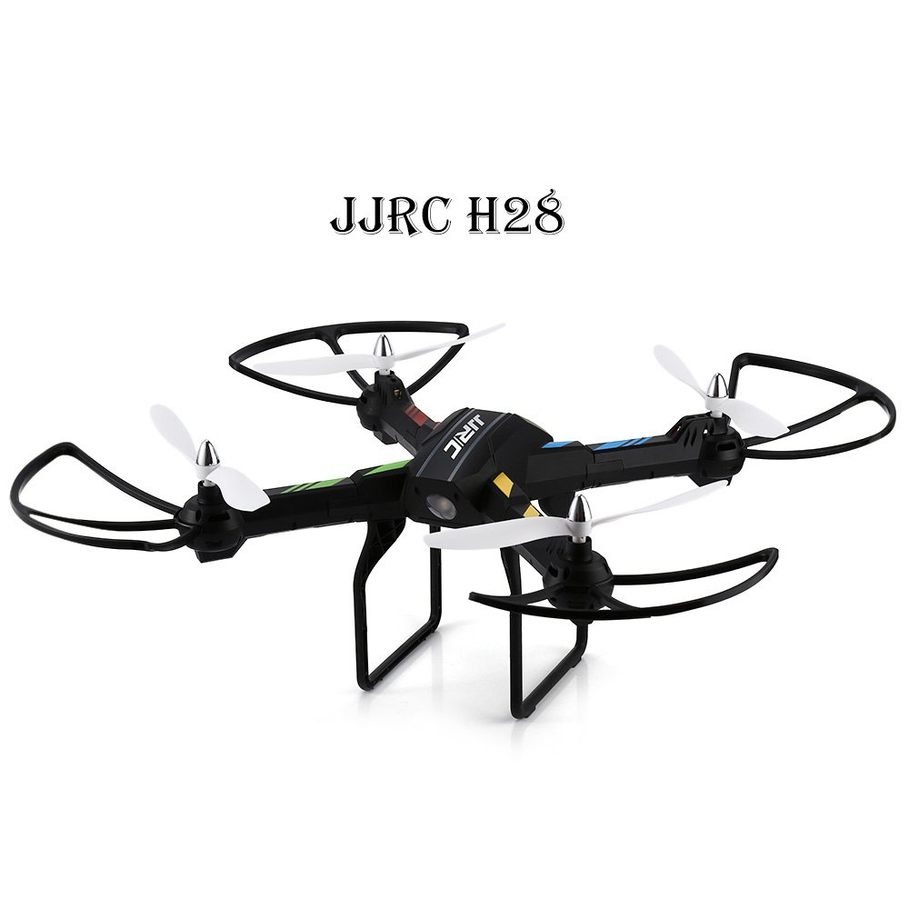 JJRC H28 2.4G 4 Channel 6 Axis Gyro Quadcopter 3D Rollover LED Light RTF With One Key Automatic Return Function Quadcopter jjrc jj810 2 4g 4 channel 6 axis mini rc quadcopter gyro aerocraft with led