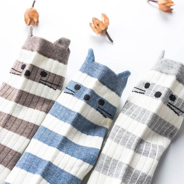 My Neighbor Totoro Socks With Ears Kawaii Japan Studio Ghibli 20