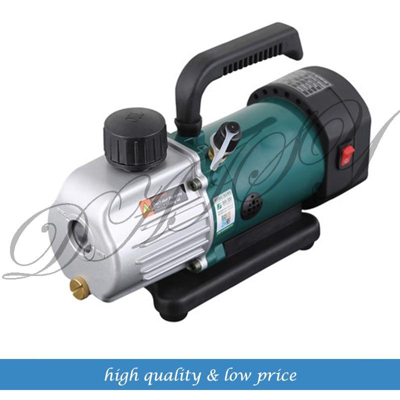 50-100L/MIN laboratoire/réfrigérateur/pompe de climatisation pompe à vide à palettes rotatives