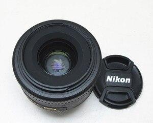 Image 3 - USATO Nikon AF S DX NIKKOR 35 millimetri f/1.8G Lens con Messa A Fuoco Automatica per Le Fotocamere REFLEX Digitali Nikon